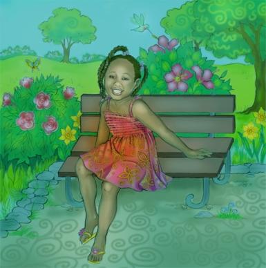 Jamila Coleman sample color remix