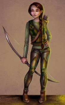 Katniss Everdeen   Digital, 2013