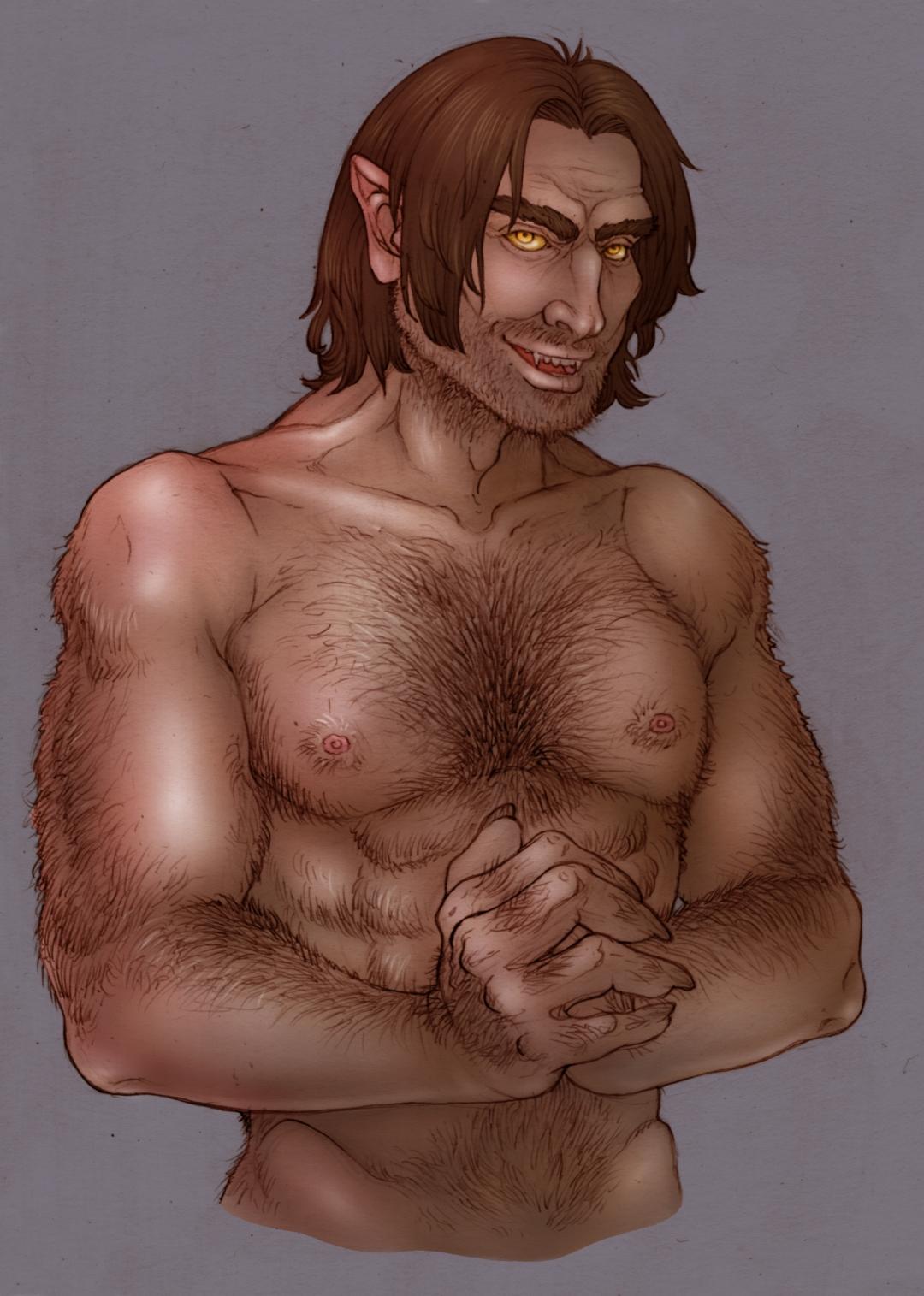 bigby werewolf