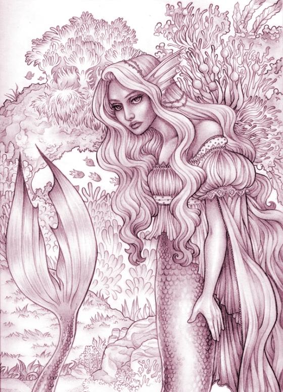 mermaidsketch