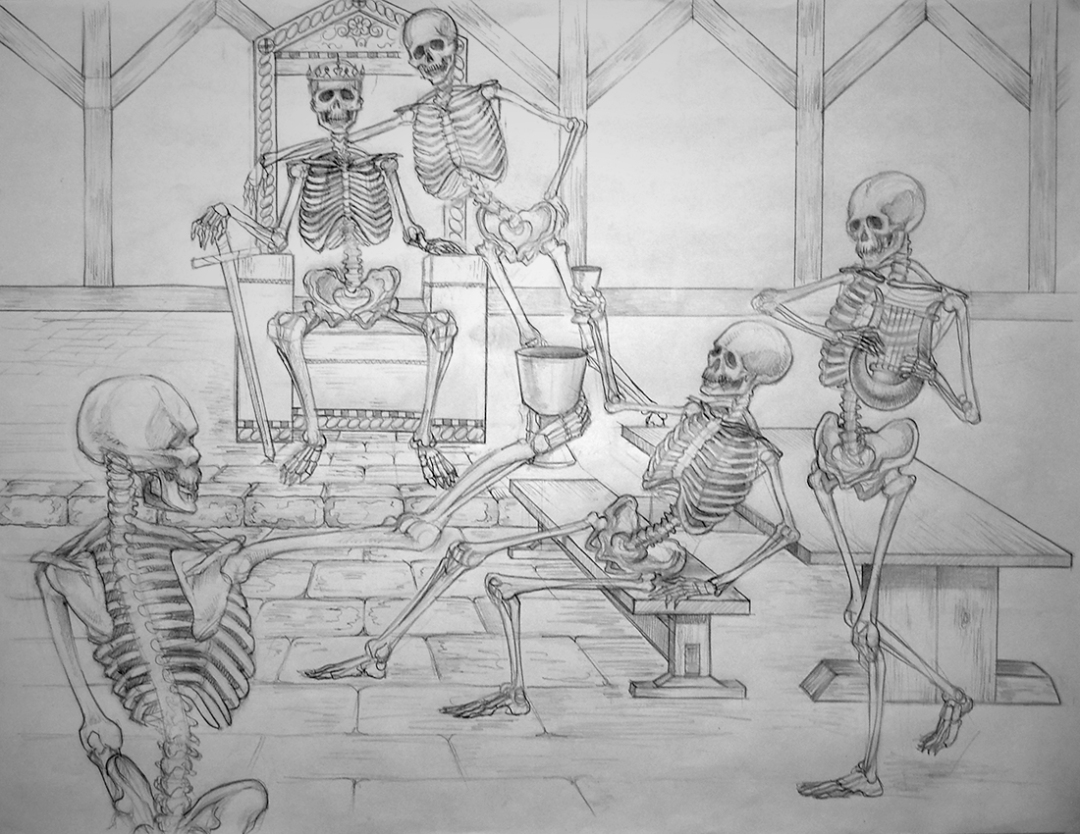midterm skeletons w vignette
