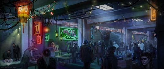 Underground Market   Digital, 2015
