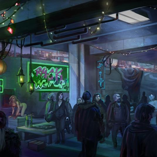 Underground Market | Digital, 2015
