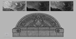 Tintagel value comps & facade ortho   Digital, 2015