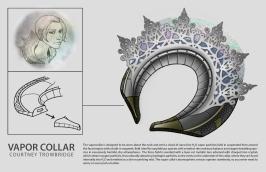 Vapor Collar | Digital, 2015