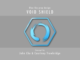 Void Shield - Cover