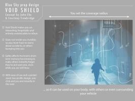 Void Shield - Usage