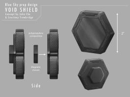 Void Shield - Detail