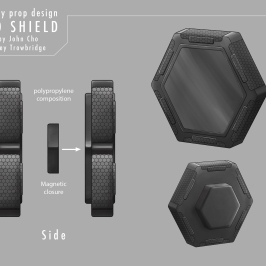 Void Shield - Detail
