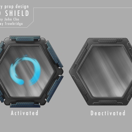 Void Shield - Front & Back