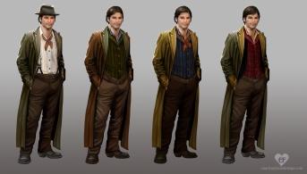 Mistborn Wayne costume concept