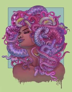 medusa-painting-NEW Pastel1920